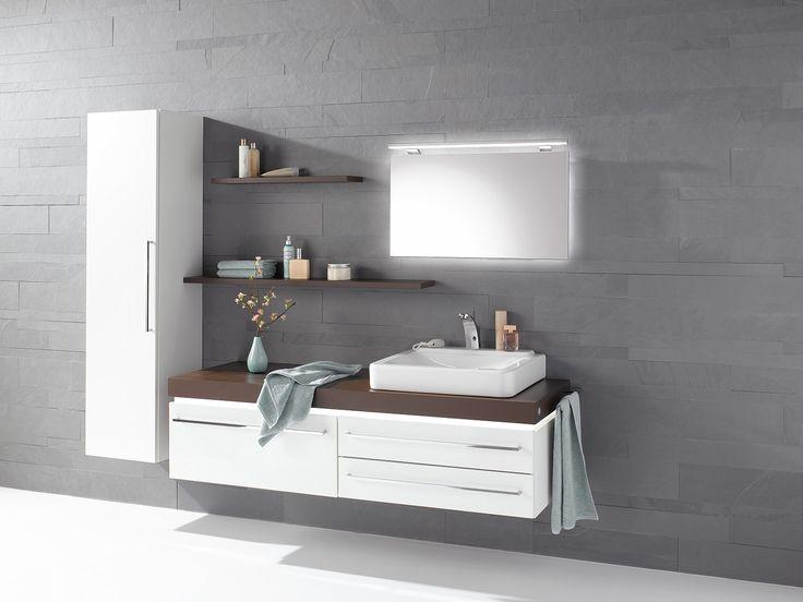 61 best Badmöbel images on Pinterest Bath tiles, Bathroom - badezimmer leonardo 08