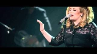 """wrote this as a bit of a F**k U (:20 sec)   LOL  Adele - Rumor Has It (Live At The Royal Albert Hall DVD), via YouTube."