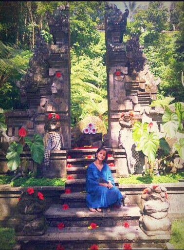 Holly Pool at Royal Pita Maha Hotel - Ubud