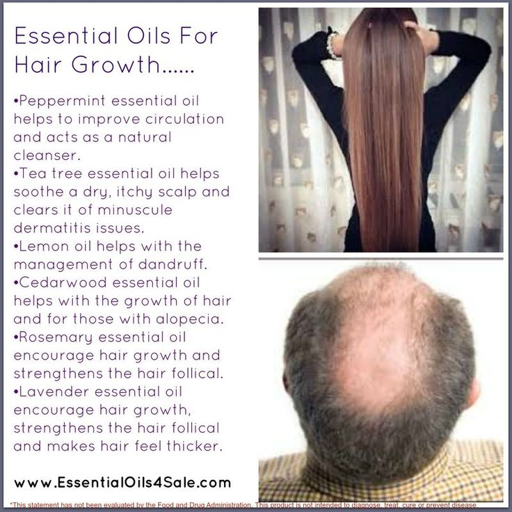 High Quality Essential Oils For Your Hair!