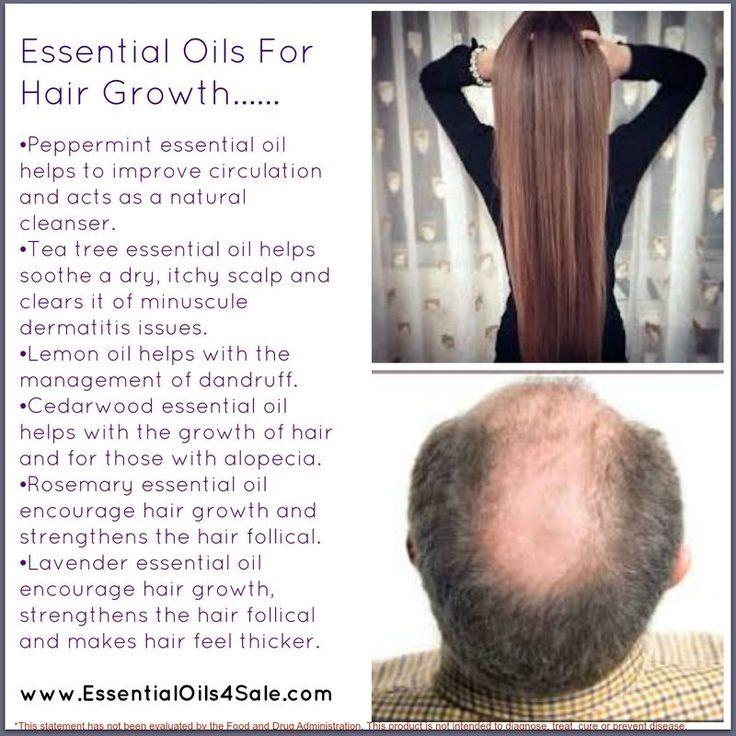 Essential oils for your hair! I love Cedarwood and Lavender www.EssentialOils4Sale.com