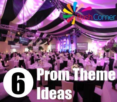 Unique Prom Theme Ideas