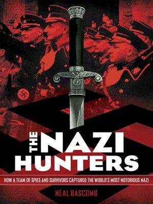 Cover image for The Nazi Hunters