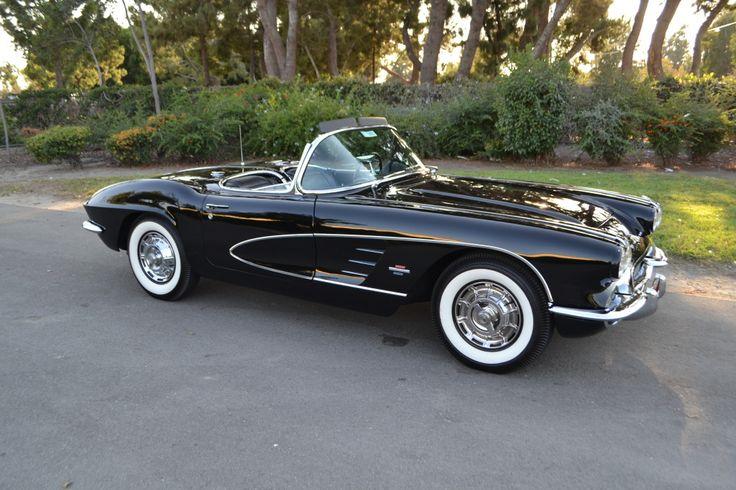 1961 Chevrolet Corvette 283-245hp
