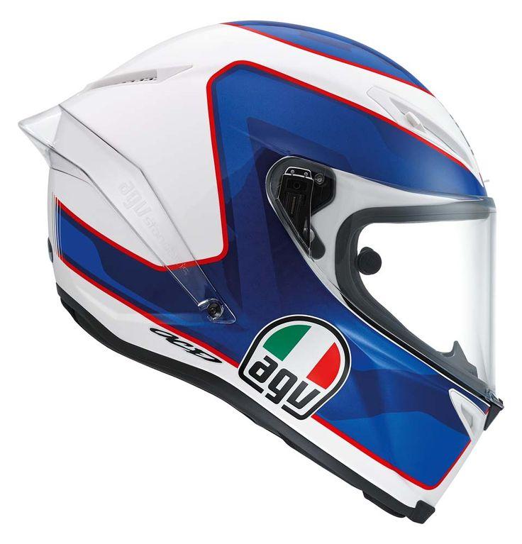 Agv Corsa W Pinlock Horice  Motorrad Helme  Pinterest