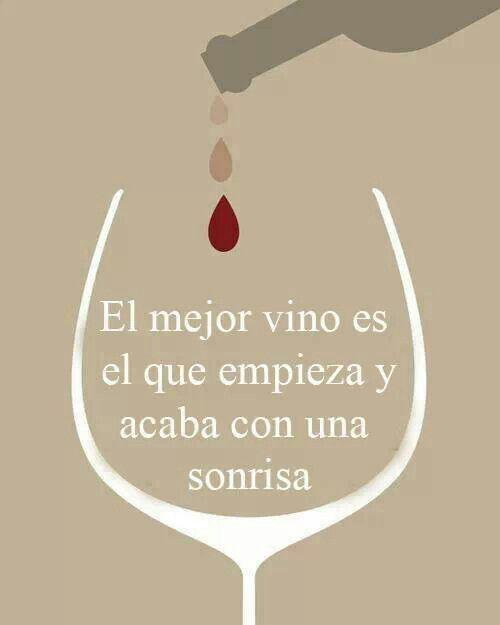 ¡Qué tengáis un gran día! #vino