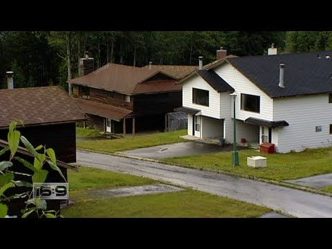 Ghost Town: Canadian community abandoned 30 years ago
