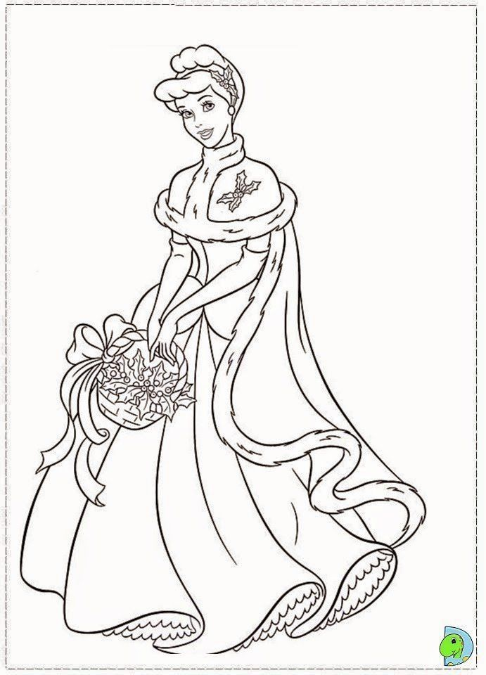 Disney Holiday Coloring Pages Fresh Dinokids Desenhos Para Colorir Desenhos De In 2020 Princess Coloring Pages Cinderella Coloring Pages Disney Princess Coloring Pages
