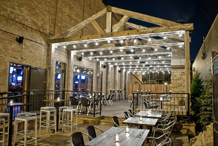 Great chicago bar patios patio milwaukee and buckets