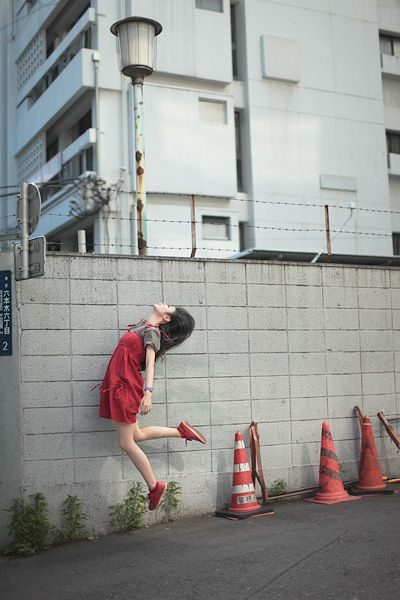 Sun.05.08.2011  本日の浮遊  Today's Levitation