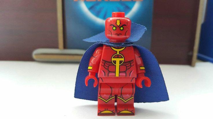 Lego Red Tornado