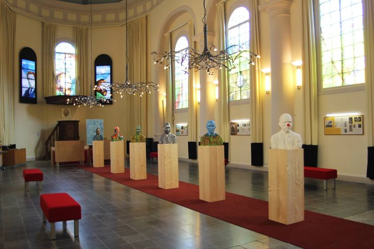 Exposition Vincents revival, Church Etten-Leur