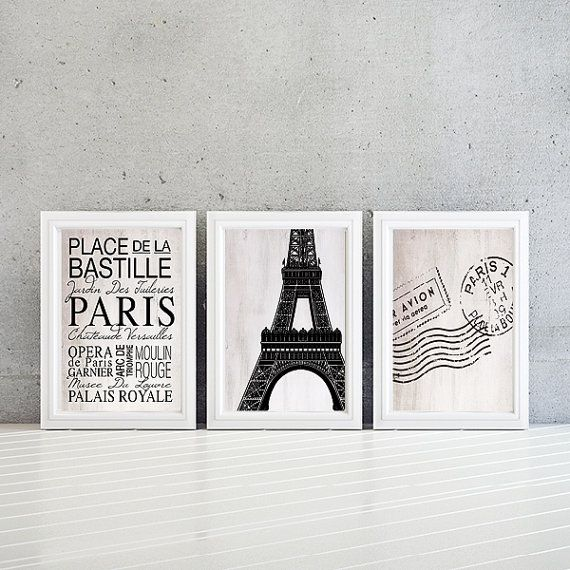 Paris Decor. Paris Subway Art. Paris Print. Paris Art. Girl Nursery Art. Girl…