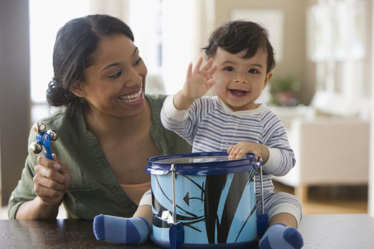 These indoor toddler development activities will enhance skills for your growing 1-year-old.