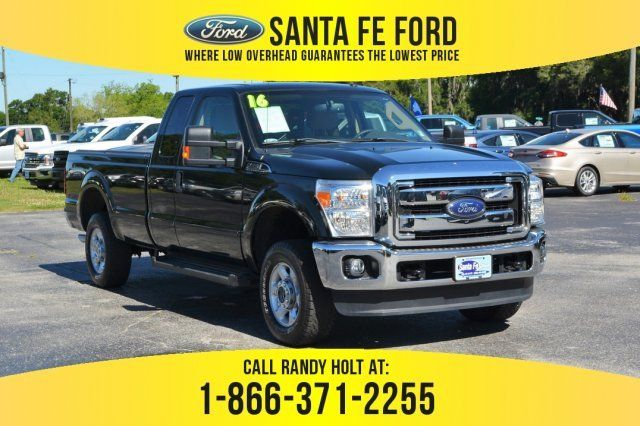 Used Ford 4x4 Trucks For Sale >> Used 2016 Ford Super Duty F 250 Srw Xlt 4x4 Truck For Sale