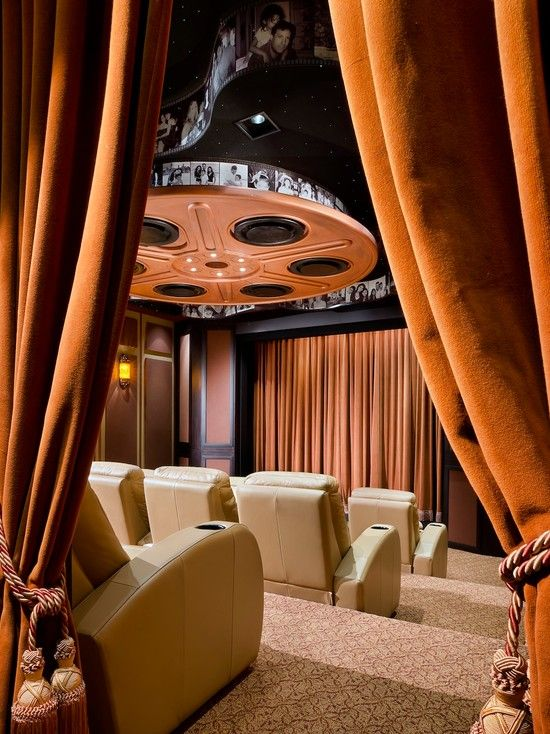 find this pin and more on ultimate home theater designs - Home Theater Design Ideas