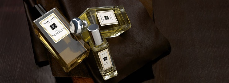 Jo Malone.  154 Collection.  The street number of our first Jo Malone™ boutique in London. This grand olfactory journey contains ingredients now synonymous with the brand: mandarin, grapefruit, lavender, basil, nutmeg and vetiver. Eclectic.