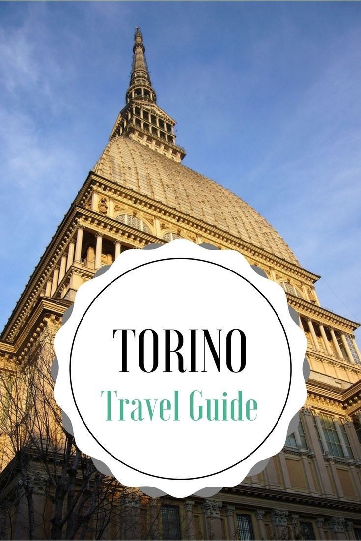 Torino Travel Guide - Written by a local #Turin #Torino #Italy #Europe