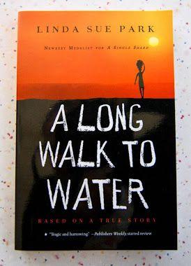 A Long Walk to Water | Caudill 2015 | Pinterest