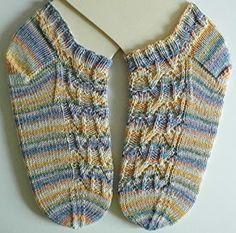 Kreative-Schachtel: Socken