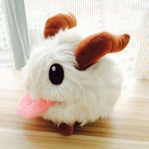 League-of-Legends-LOL-Poro-10-Soft-Plush-Toy-Stuffed-Doll-Cute-Figure-New-Gift