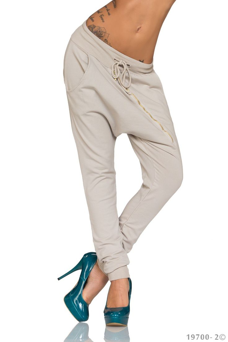 Pantaloni Dama Moderni Grey | New Fashion Romania  >> Click pe poza pentru a vedea pretul. #PantaloniDama