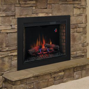 fireplace kit