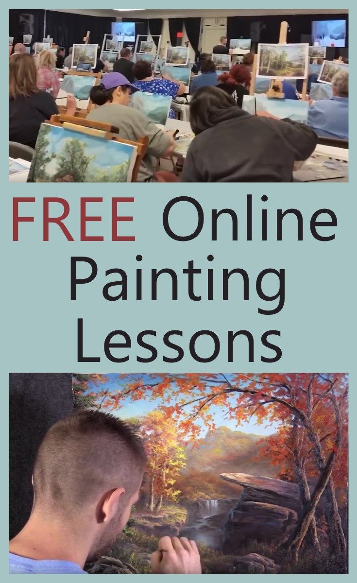 Free Tutorials For Learning To Draw And Paint Meet Some Of The