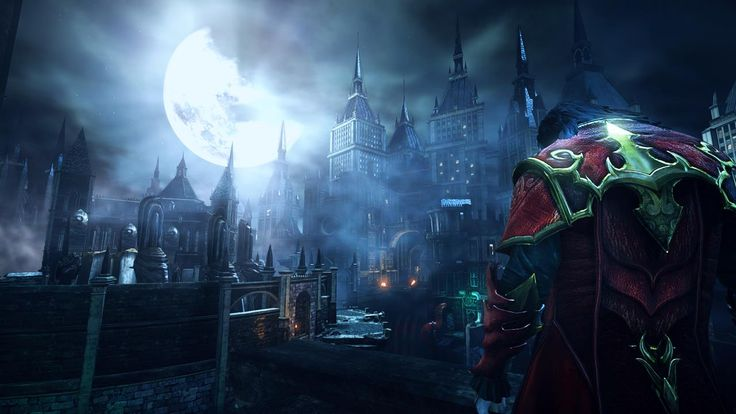 Castlevania: Lords of Shadow 2 new screenshots and artwork illustrates modern day setting