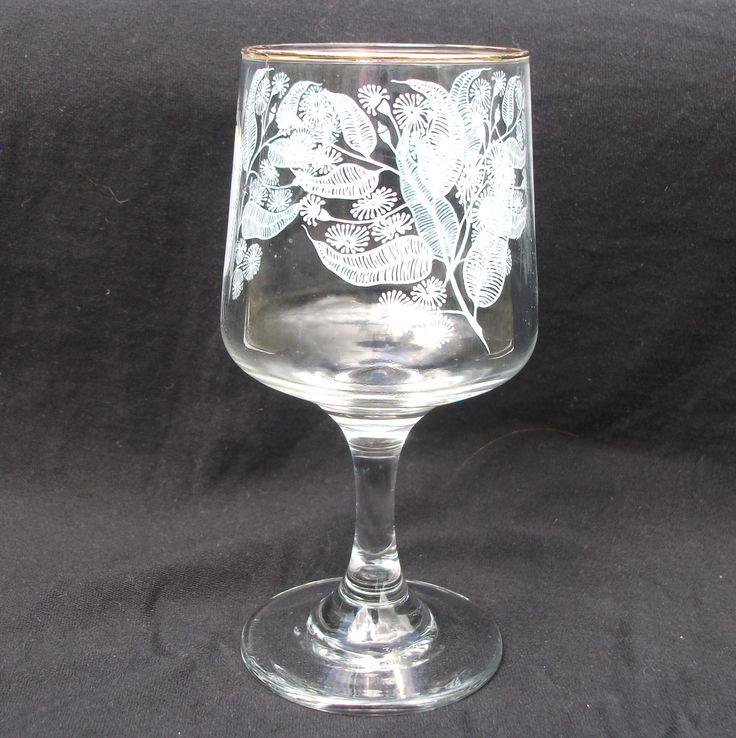 Chance glass CALYPTO later shape wine glass, Harris