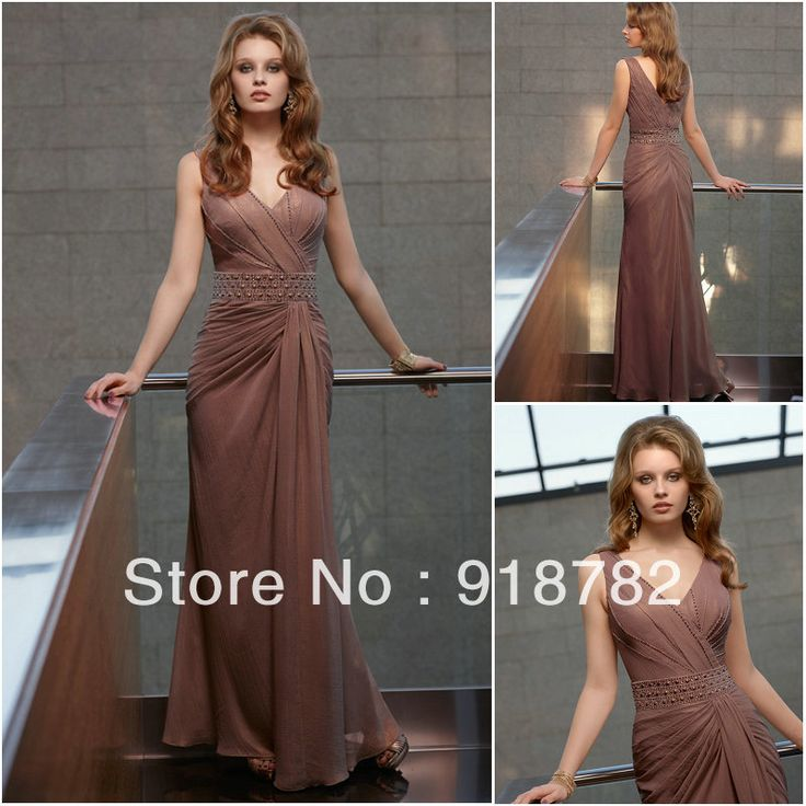 Luxury Brown Dresses For Wedding Pictures Dress Ideas