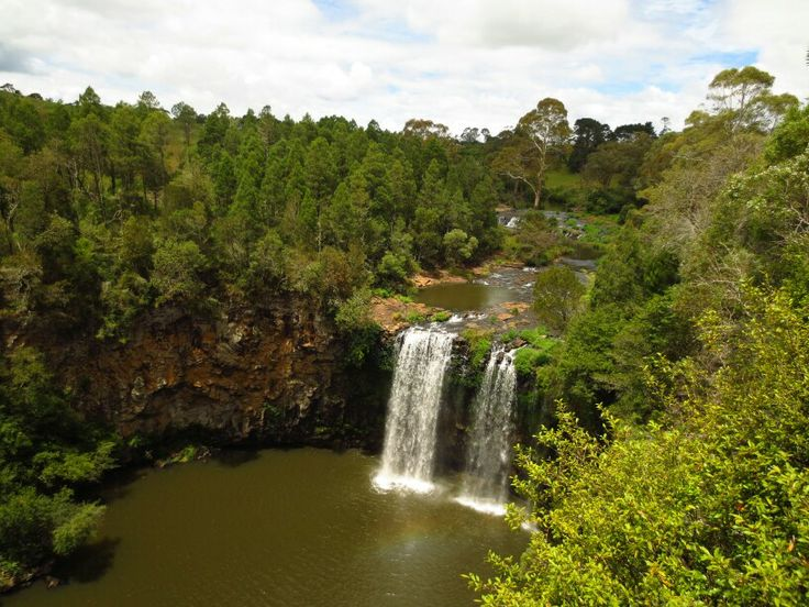 Dorringo National Park is most famous for it's skywalk. If you have some more time though it's worth taking a look at Danger Falls.