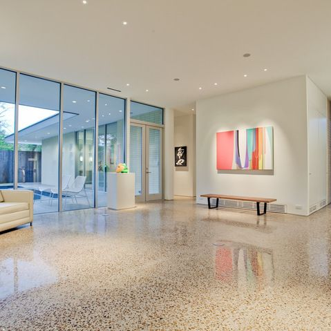 1000 ideas about exposed aggregate on pinterest exposed for Exposed concrete floor
