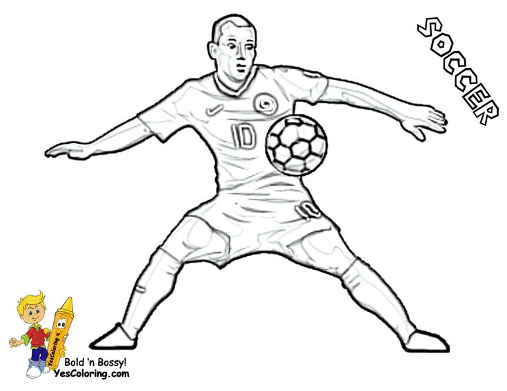 coloring pages sports messi jersey - photo#4