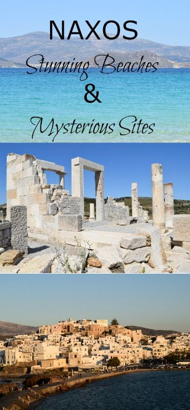 Are you a beach lover? Naxos can be your paradise. Are you into archaeological findings? Naxos, journey through stunning beaches and mysterious sites