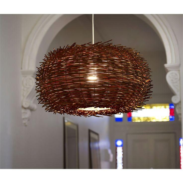 Rouge Living 55cm 240V Habitat Nest Pendant Light