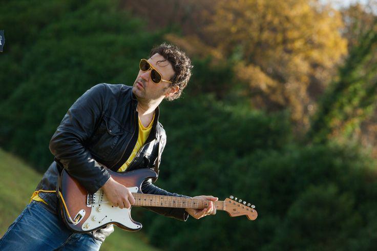 #jeanpierredanel #music #guitar #guitarist #guitarplayer #fender #stratocaster #stratocaster54 #missdaisy #france #french #paris #star #hitmaker #people #showbiz #hitrecord #singer #musician #producer #guitartribute #generationguitare #2016 #strat54 #stratocaster1954