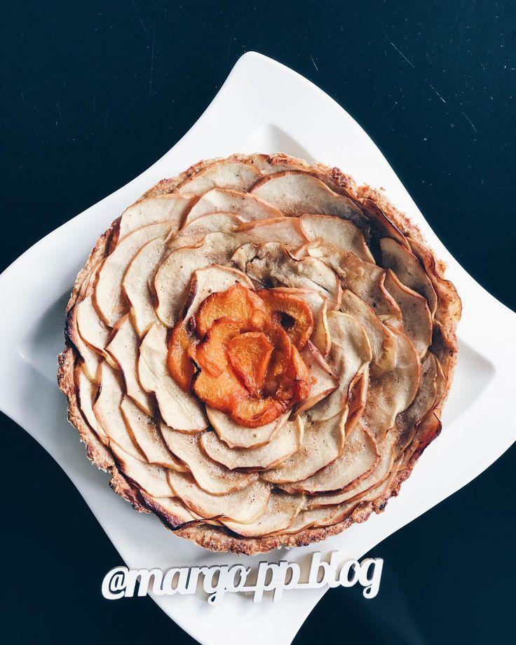 284 отметок «Нравится», 54 комментариев — ⭐️Рецепты⭐️ПП⭐️ЗОЖ⭐️Спорт (@margo_pp_blog) в Instagram: «Яблочный 🍏тарт с абрикосами🍑 ПП вариант вкуснейшего торта - для Вас Для начинки можно использовать…»