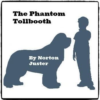 the phantom tollbooth essay 1 part a in 'the phantom tollbooth, act i, azaz gives milo a box of letters of the alphabet so milo - 3226151.