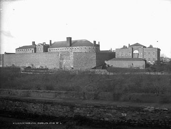 Kilmainham Prison c. 1900. #Irish #History