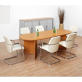Contract D End Boardroom Tables