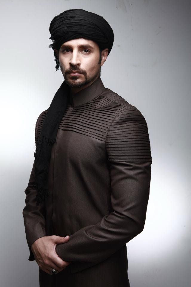 Arsalan Yahseer Men Sherwani Kurta Collection