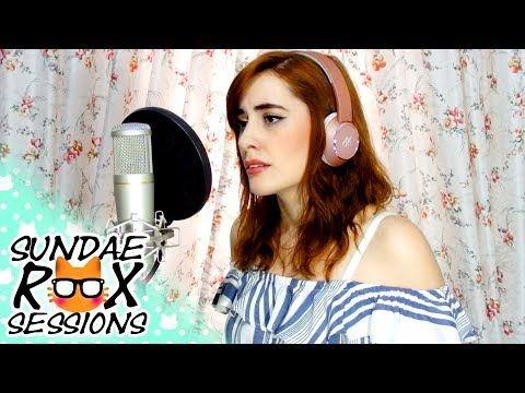 154-Sara Bareilles - Gravity || Cat Rox #SundaeRoxSessions - YouTube