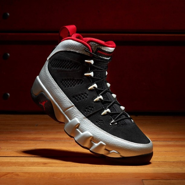 aj ix jhonny killroy a funny history behind a cool sneaker!