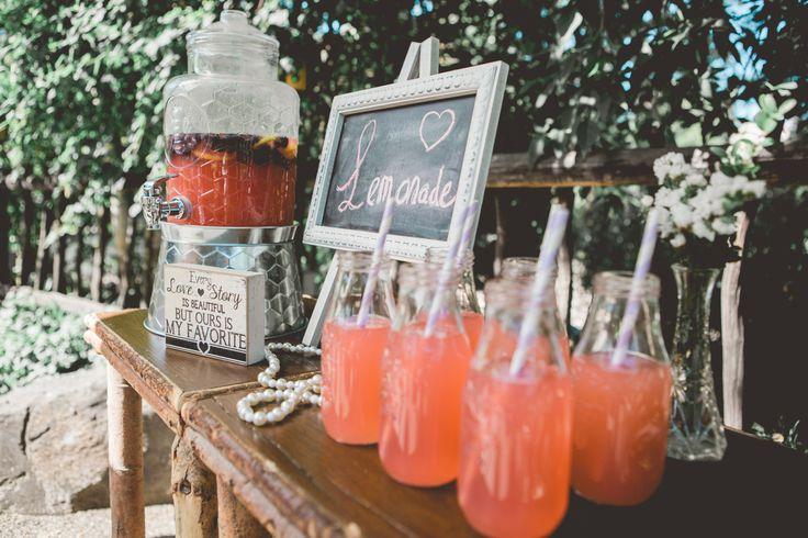 lemonade bar   vintage bridesmaid dresses styled bridal tea party editorial photoshoot  bridal shower