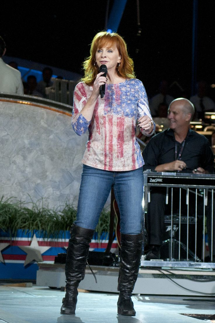 100 best images about reba mcentire 39 s fashion style for How many kids does reba mcentire have
