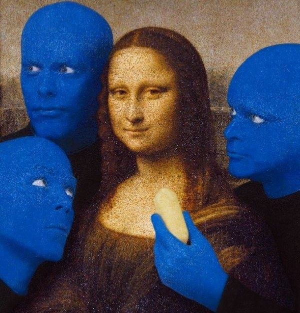 The Blue Man Group Launched an Art Competition for its New Chicago Gallery