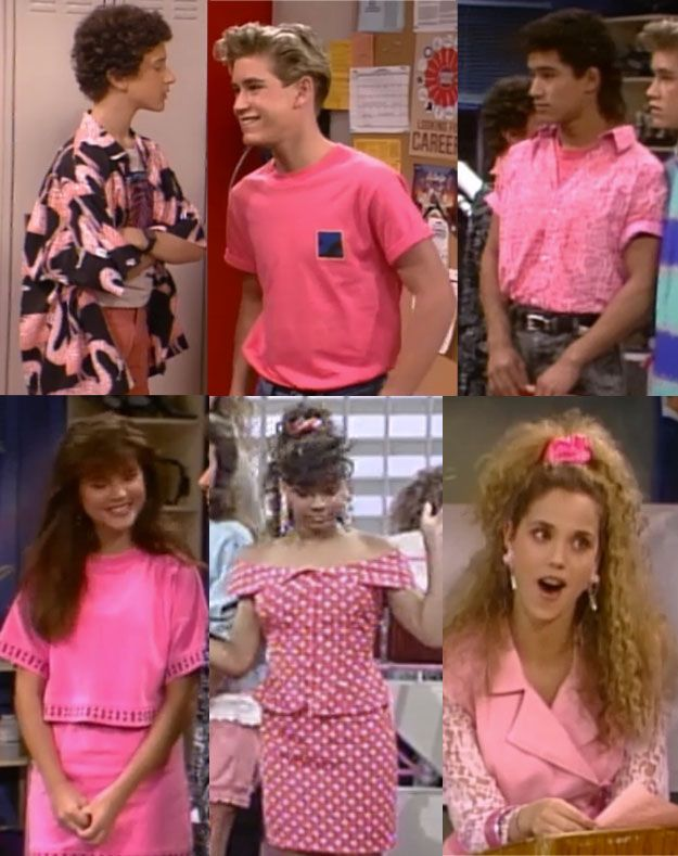 Girls dress styles from the 80s