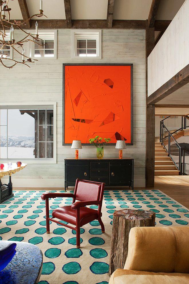 Donna's Blog: spotted prints | Home Adore, Frank de Biasi