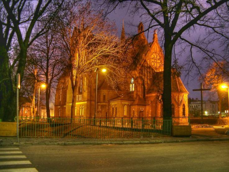 Kościół Niepokalanego Serca Najświętszej Maryi Panny w Grudziądzu.